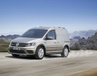 VW Caddy Alltrack Kastenwagen