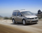 VW Caddy Alltrack Pkw