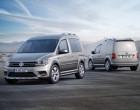VW Caddy Alltrack Pkw und Kastenwagen