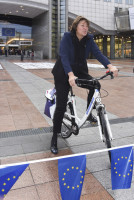 Violeta Bulc eröffnet die Europäische Mobilitätswoche