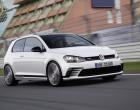Volkswagen Golf GTI Clubsport, Fahraufnahme, Frontansicht
