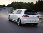 Volkswagen Golf GTI Clubsport, Fahraufnahme, Heckansicht