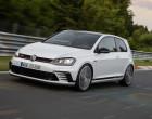 Volkswagen Golf GTI Clubsport auf der Rennstrecke
