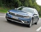 Volkswagen Passat Alltrack 2016, Front