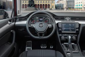 Volkswagen Passat Alltrack, Cockpit