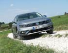 Volkswagen Passat Alltrack, Frontansicht