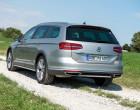 Volkswagen Passat Alltrack, Heckansicht