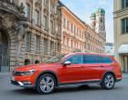 Volkswagen Passat Alltrack, Standaufnahme