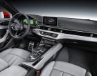 Audi A4 Avant (B9), Armaturenbrett