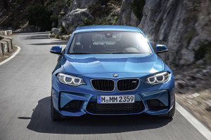 BMW M2 Coupé, Kühlergrill