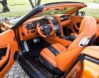 Bentley GTC Mansory, Innenraum