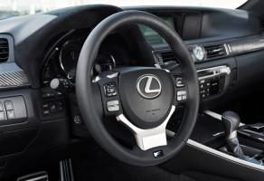Lexus GS F, Innenraum, Cockpit