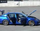Lexus GS F, Türen, Motorhaube, Kofferraum geöffnet