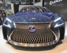 Lexus LF-FC Concept Car, Kühlergrill