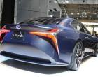 Lexus LF-FC auf der Tokio Motorshow 2015