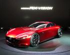 Mazda RX-Vision auf der Tokio Motorshow 2015