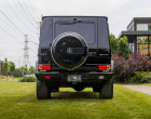 Mercedes-Benz G63 AMG von Inkas, Heck