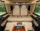Mercedes-Benz G63 AMG von Inkas, Sitzplätze