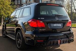 Mercedes GL von Larte