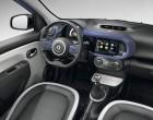 Renault Twingo EDC, Interieur