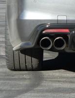 Breite Reifen und Doppelauspuff