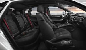 Der Porsche Macan Turbo mit Interieur-Paket