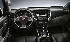 Fiat Fullback Cockpit