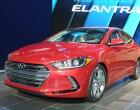 Hyundai Elantra auf der LA Autoshow 2015