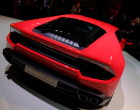 Lamborghini Huracan LP 580-2, Heckansicht