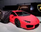 Lamborghini Huracan LP 580-2 wird enthüllt