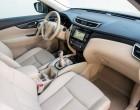 Nissan X-Trial 1.6 DIG-T, Armaturenbrett