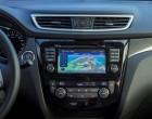 Nissan X-Trial 1.6 DIG-T, Monitor in der Mittelkonsole