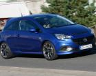 Opel Corsa OPC wird auf Herz und Nieren getestet