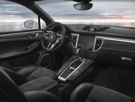Porsche Macan Turbo mit Interieur-Paket