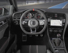 VW Golf GTI Clubsport, Cockpit