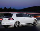VW Golf GTI Clubsport auf der Rennstrecke