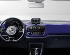 Volkswagen Colour Up, Cockpit