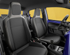 Volkswagen Colour Up, Sitze