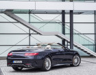 Mercedes-AMG S 65 Cabriolet, Dach offen