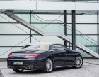 Mercedes-AMG S 65 Cabriolet, Heckansicht