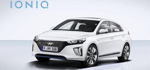 Hyundai Ioniq, Front