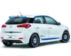 Hyundai i20 Sport 2016, Heck