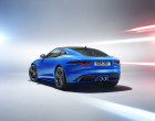 Jaguar F-Type British Design Edition, Heckansicht