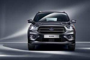 Ford Kuga 2016, Front