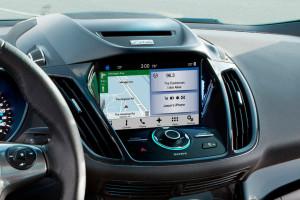 Ford Kuga 2016, Monitor