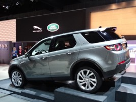 Luxus-SUV Land Rover Discovery Sport