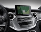 Mercedes-Benz V-KLasse Exclusive, Monitor