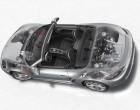 Porsche 718 Boxster, Motor, Antrieb