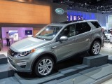 SUV Land Rover Discovery Sport 2015