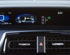 Toyota Prius vierte Generation, Display